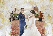 Wedding Of Himawan & Fenny (Green) by Ohana Enterprise