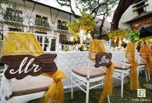 The Wedding of Brian & Adel by Eden Design