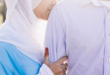The portraiture session of Alya and Amir by Hanif Fazalul Photography & Cinematography