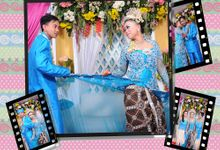 THE WEDDING SETIAWAN & HALIMAH by innocence photoworks