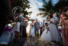 Aron Icha Wedding by Lovella Story