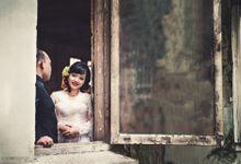 Prewed Nila dan Arif by Dezant Grayman Photography