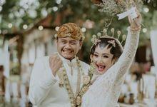 Wedding of Desty & Dennis 19 Dec 2020 by Laguna Park