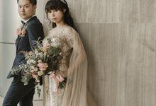 The Engagement of Kristiady & Cynthia by Satori Planner