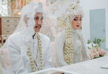 Wedding moment of Sera & Ridwan by Crafted Visual