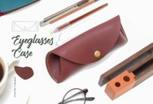Eyeglasses Case by McBlush Merchandise Service by Mcblush Merchandising Service