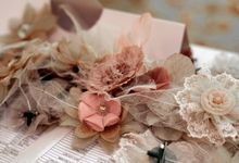 our kind of pink by Tea Rose Wedding Designer