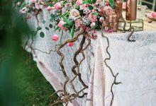 Bridal Inspiration by Nagisa Bali