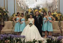 Wedding Cahyo&Helen by Classic Pagar Ayu