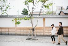Selwyn Vitri | Japan Engagement Session by Carol by PYARA