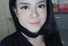 makeup for ms prima by kintan yulita
