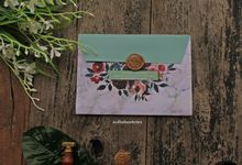 Softcover Invitation by amyinvitations