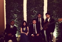 William & Tere Wedding by Bee Entertainment