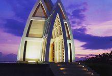 The Ritz Carlton Bali Majestic Chapel by The Ritz Carlton, Bali