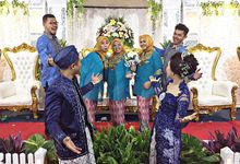 The Wedding Of Riza and Vany by DD WEDDING AND EVENT ORGANIZER