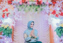 Wedding Indira Afriani & Abustam by Irfan Azis Photography