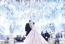 William & Hestia - Wedding Day by Danieliben