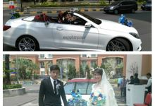 Cars by sapphire wedding car