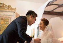 The Wedding of Alex and Ghini by AVAVI BALI WEDDINGS