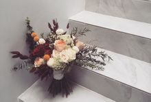 Loren & Biondy Wedding by Flowers & Lyrics