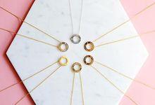 CARA NECKLACE by LINCA Jewellery