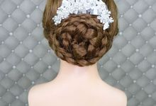Hairdo by Sasa Make Up Art