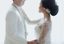 the wedding of Mita & Wahyu by Beblooms Wedding