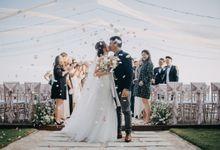 The Wedding of Chuan Yi & Elva by Varawedding