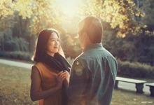 PRE-WEDDING IN COPENHAGEN by DUC THIEN PHOTOGRAPHY