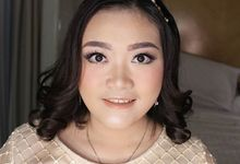 Party Makeup 2018 by AngelineThresdy Makeup Artist