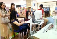 Event at Puri Indah Mall by Feree Skincare Clinic