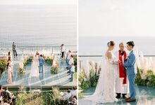 The Wedding of Adeleine & Kitt by Tirtha Bali