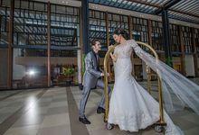 European Wedding Dresses by Gester Bridal & Salon Smart Hair