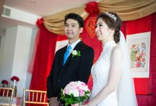 Wedding Of  Irwan Yosha and Christine Chandra by Nika di Bali