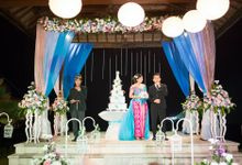 Wedding of Ayu Priskila and Yondy Bawana by Nika di Bali