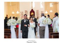 Wedding of Nipunika & Vishwa by DR Creations