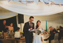 Rustic Indie Pine Forest Wedding by Andre Laksana