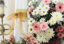 F&J Holy Matrimony by Precious Party Designer & Styling