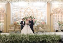 MC Wedding Crown Plaza Jakarta - Anthony Stevven by Anthony Stevven