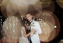 Jason & Brigitta Wedding by NOMINA PHOTOGRAPHY