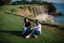 Christian and Carol Engagement Session by Mot Rasay Photography