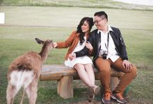 Pre Wedding of Vanny & Wisnu by Coline Photography