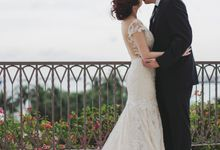 ACTUAL DAY PHOTOGRAPHY - MELODY & JACK by Knotties Frame