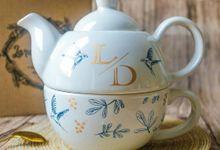 Wedding Laras & Dito by Mug-App Wedding Souvenir