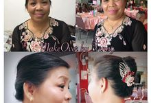 Bridal mum make up and hairdo by Fennymakeupartist