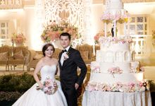 Sheraton Gandaria - Tony & Felicia by Maestro Wedding Organizer