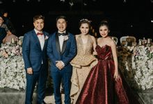 Michael Alinskie and Sherly Fausta Wedding by Rumah Luwih Beach Resort