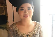 Graduation Makeup & Hairdo by ICA Make Up Artist