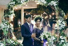 Riri & Wafa's Wedding by Azila Villa