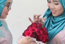 Graha Sativa - Wedding Afal & Dede by Explore Photograph